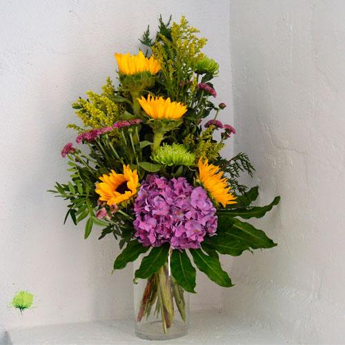 Ramo Flores Naturales - Día de Todos los Santos
