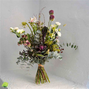 Ramo de Flores Naturales Formal