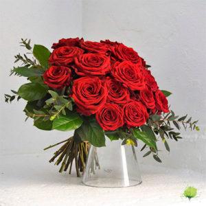 Ramo de Rosas Rojas Bouquet