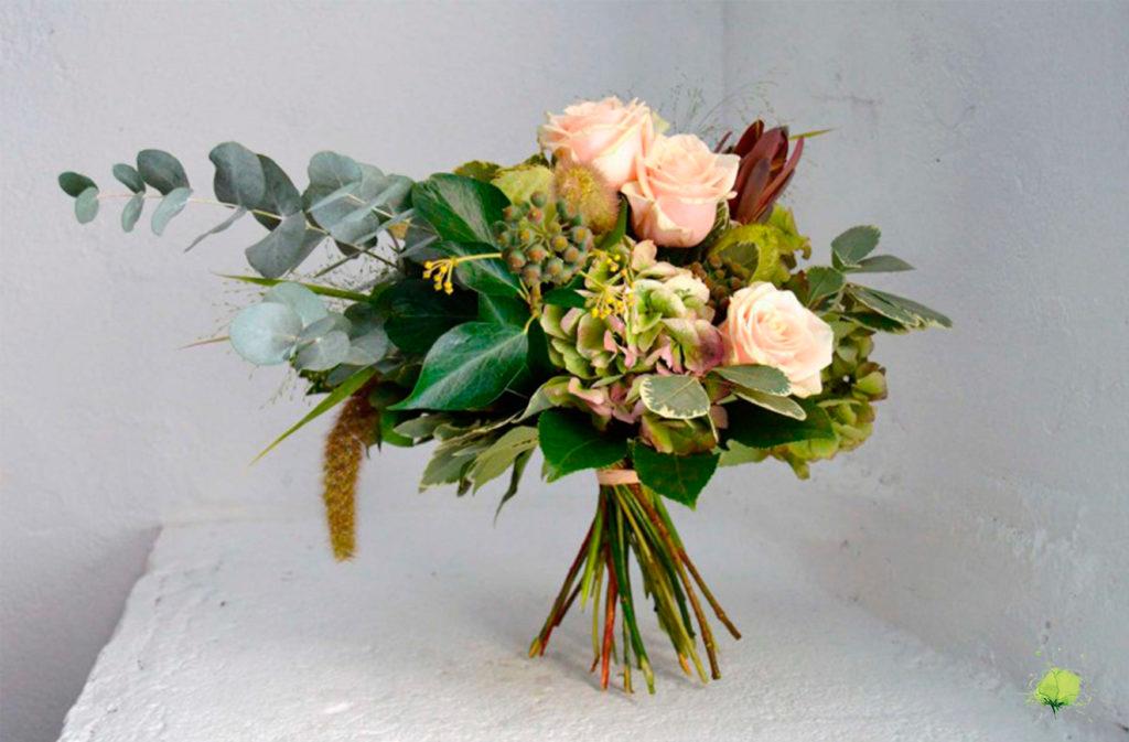 Ramo Flores Agradecimiento - Blumenaria Taller Floral