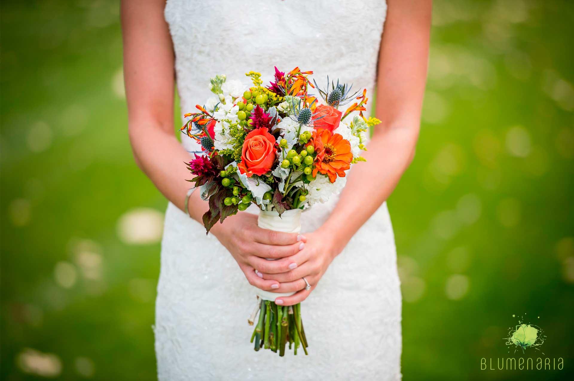 Decoración Floral Bodas - Blumenaria - Taller Floral