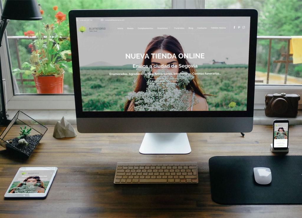 Tienda Online - Blumenaria Taller Floral
