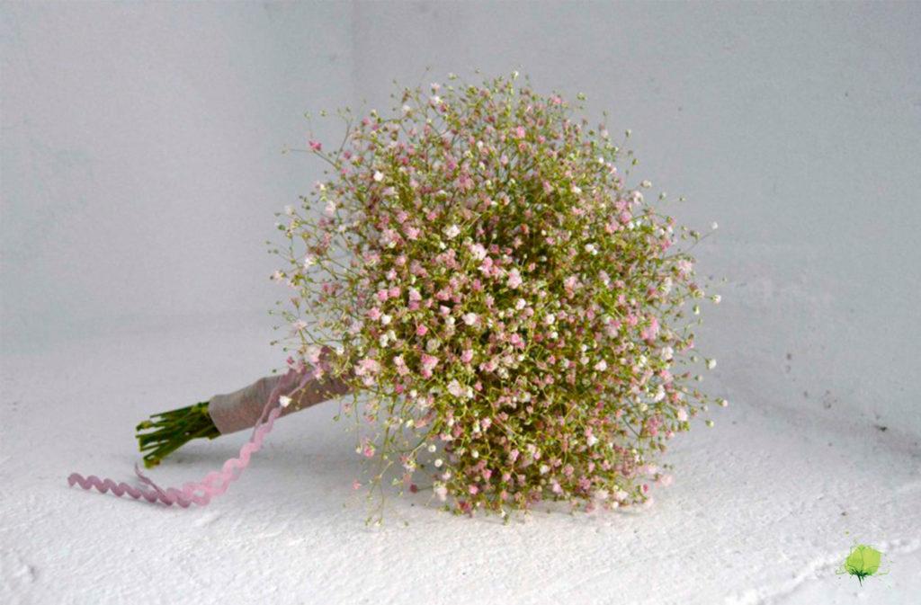 Boda Ramo Novia Silvestre - Blumenaria Taller Floral