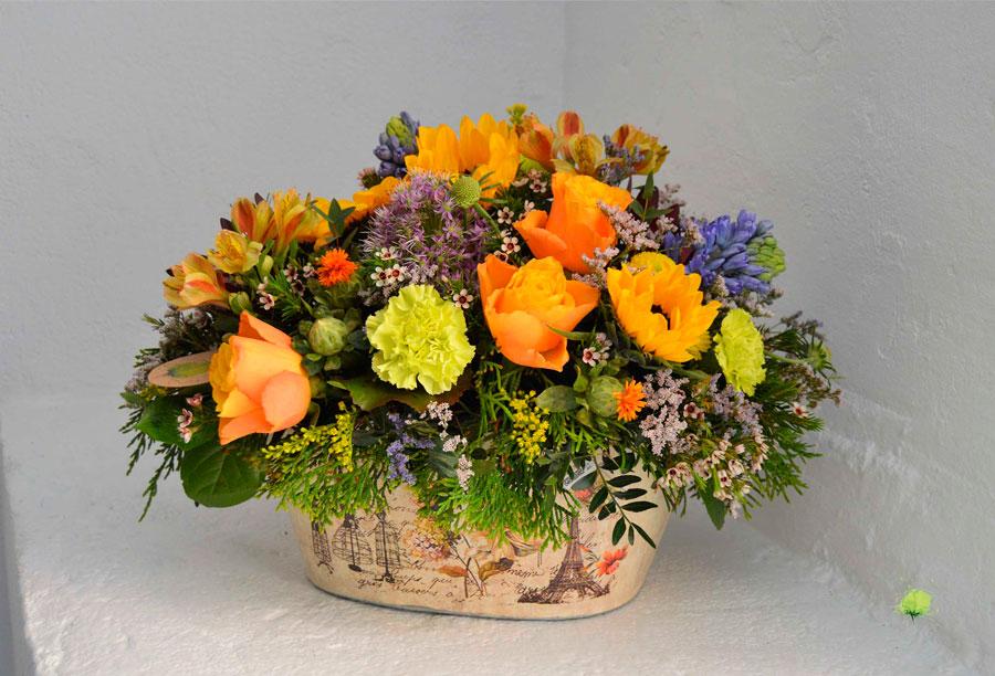 composicion-floral-en-zinc-blumenaria