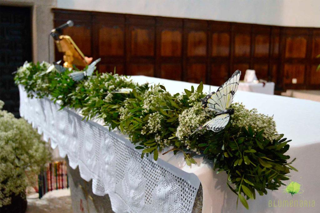 Flores Para Bautizos Y Comuniones Blumenaria