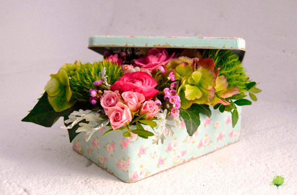 Cumpleaños Ramo Flores - Blumenaria Taller Floral