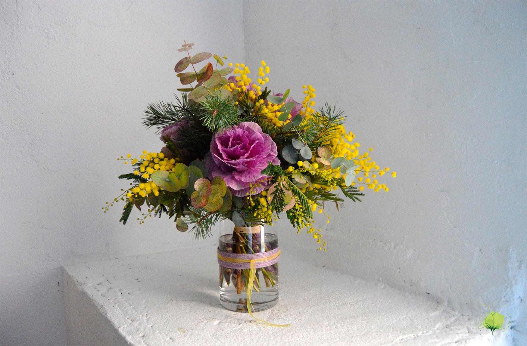 Cumpleaños y Aniversarios con Flores - Blumenaria Taller Floral