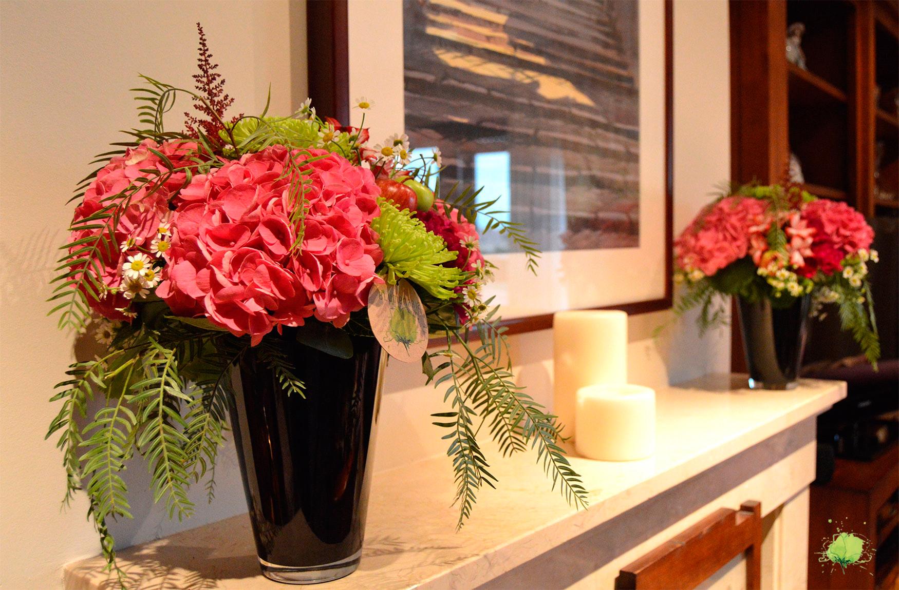 Decoración Floral Hogar - Blumenaria Floral