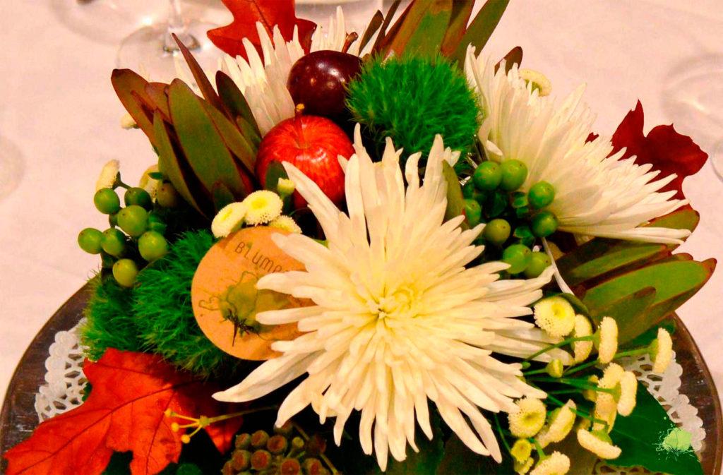 Decoración Flores Restauración - Blumenaria Taller Floral