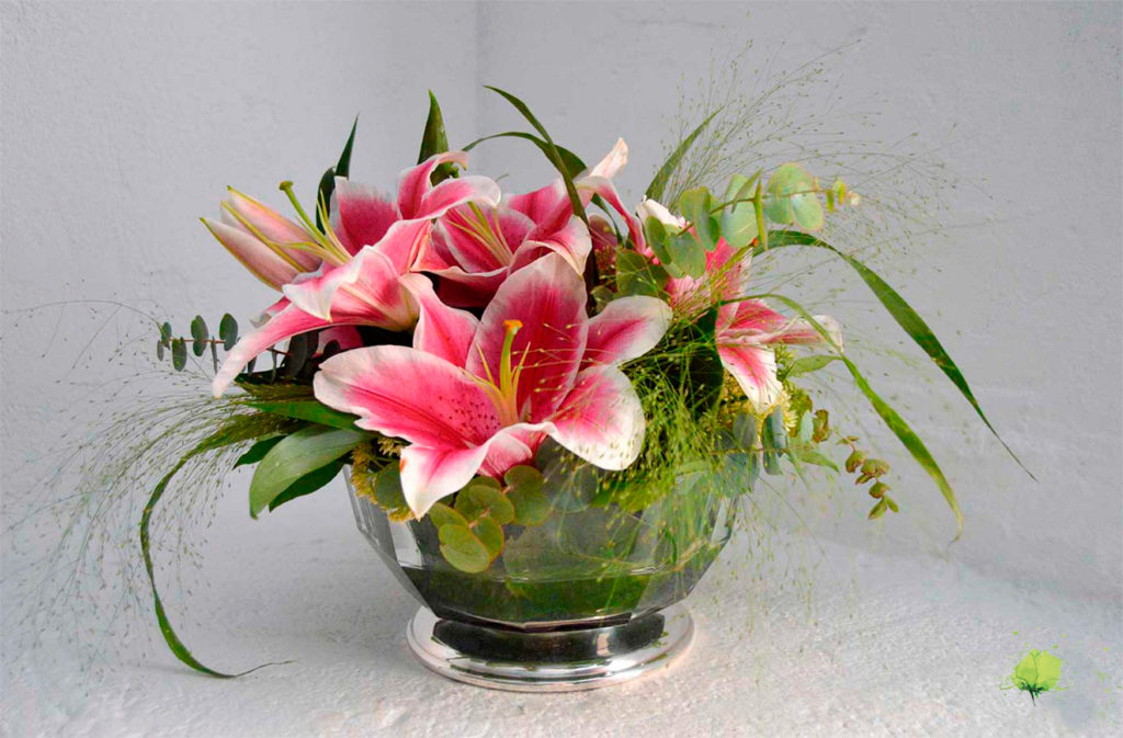 Día de la Madre Ramo Flores - Blumenaria Taller Floral