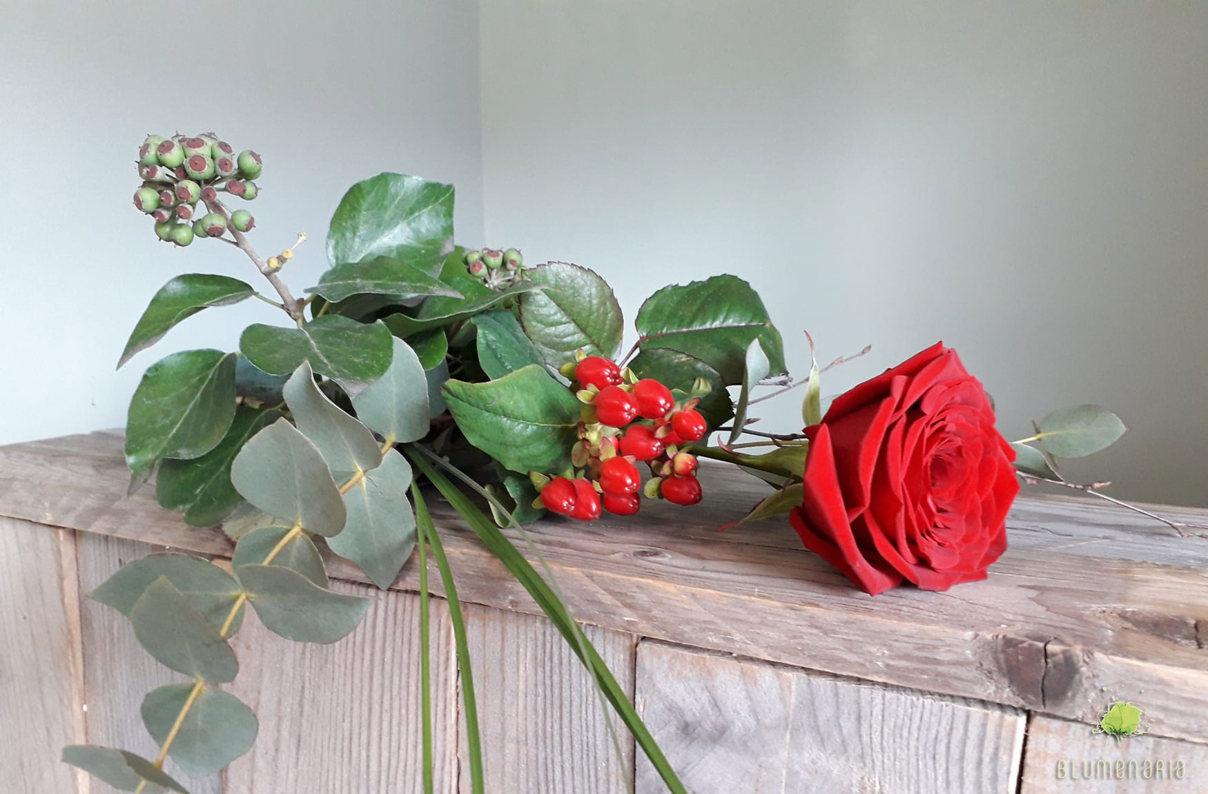 Flores San Valentín 2021 - Blumenaria Taller Floral