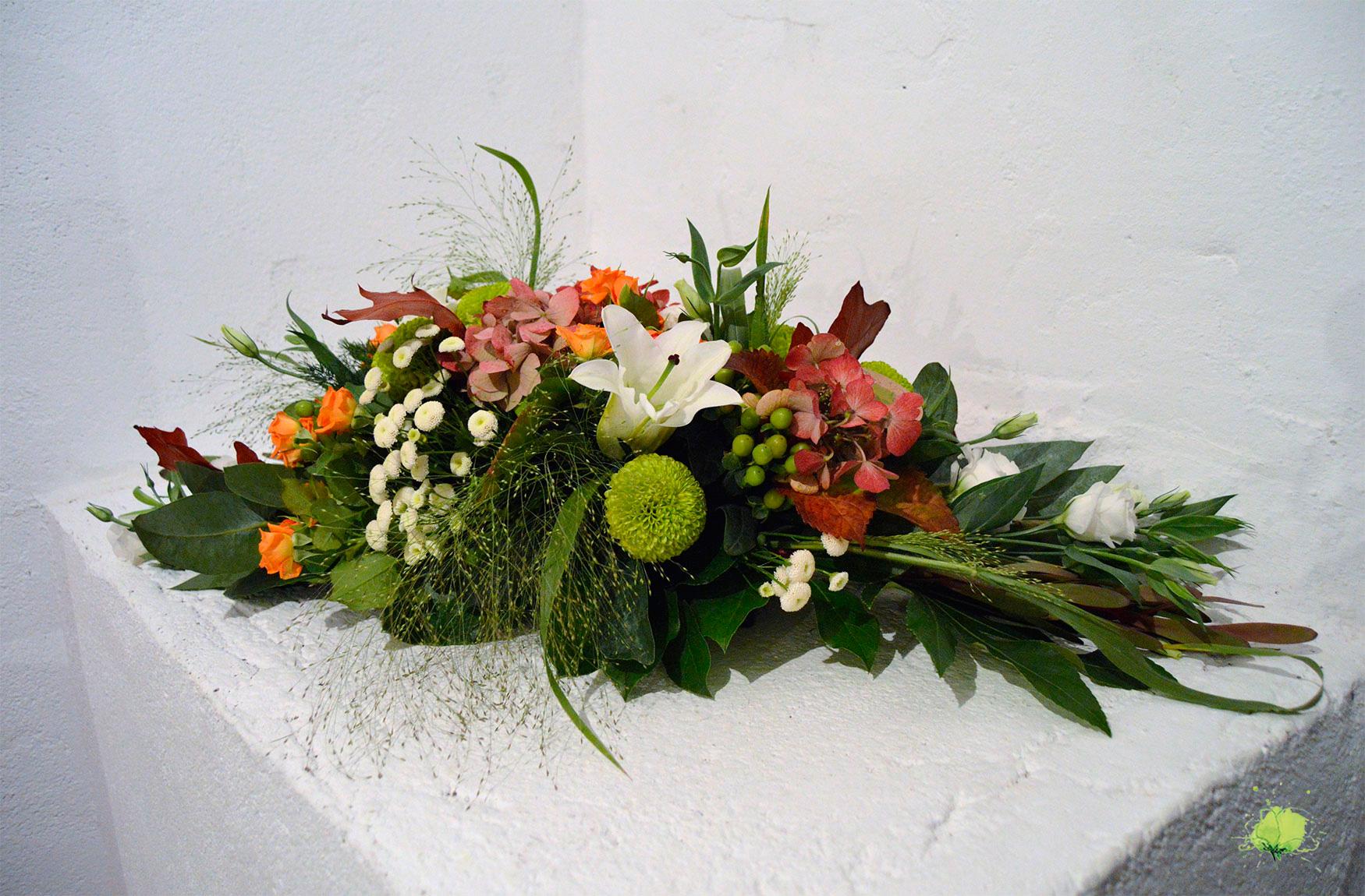 Servicios Funerales Tanatorio de Segovia - Blumenaria Taller Floral