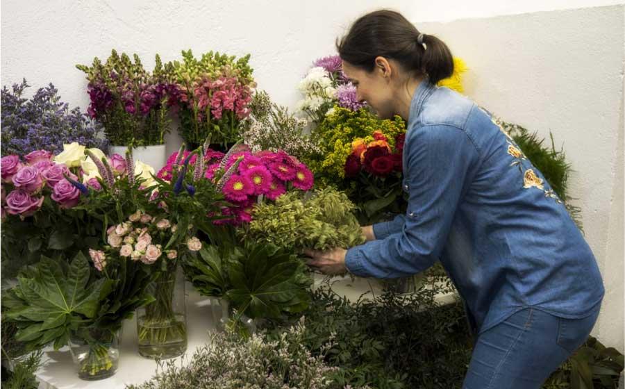 Natalia Berzal - Blumenaria - Taller Floral SegoviaNatalia Berzal - Blumenaria - Taller Floral Segovia