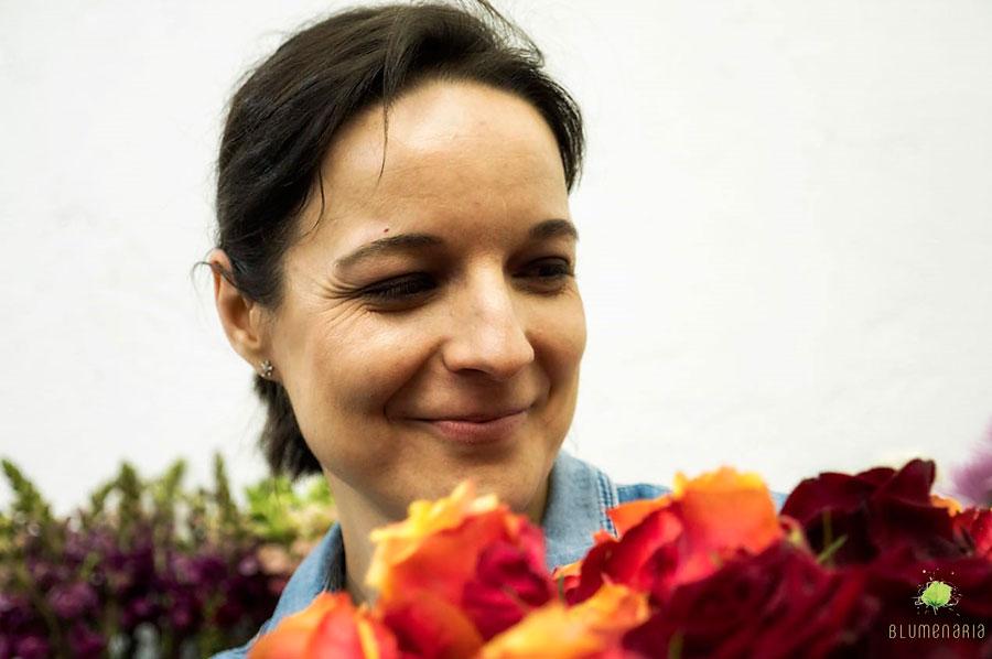 Natalia Berzal - Blumenaria Taller Floral