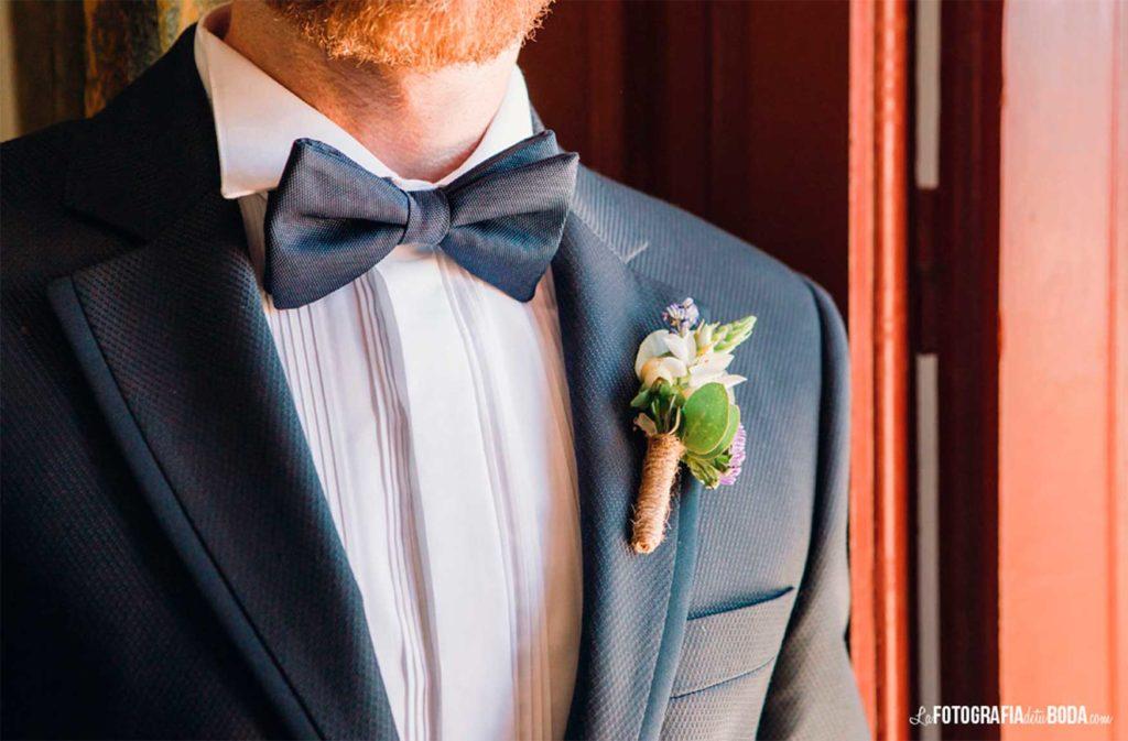 Prendido de Novio - Taller Floral Blumenaria