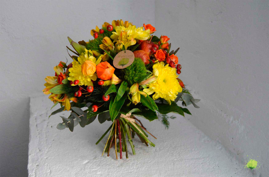 Ramo Flores Color - Blumenaria Taller Floral