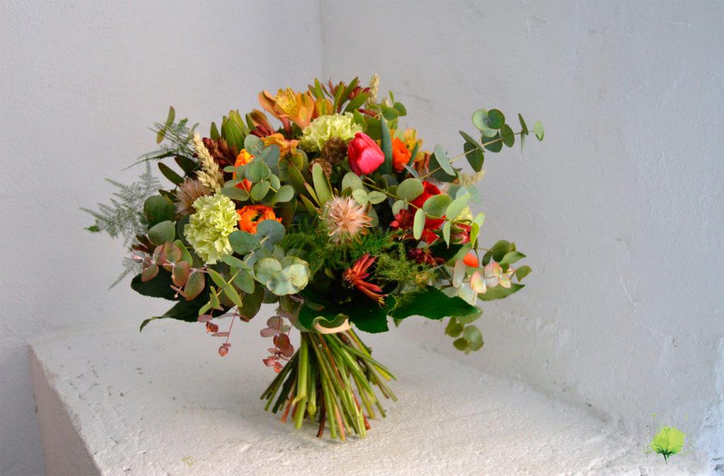 Ramos de Flores Ocasiones Especiales - Blumenaria Taller Floral