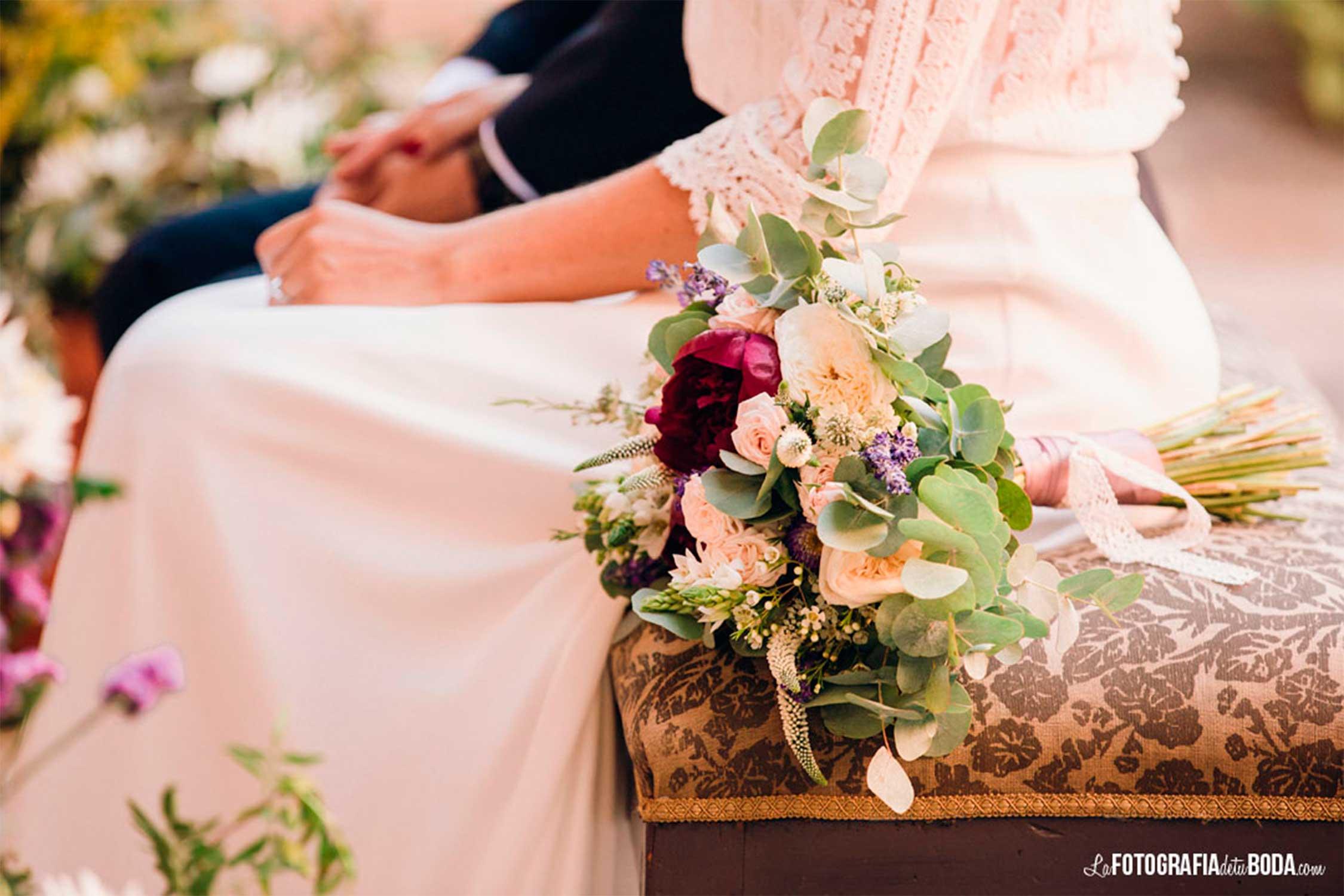 Ramo de novia Boda - Blumenaria Taller Floral
