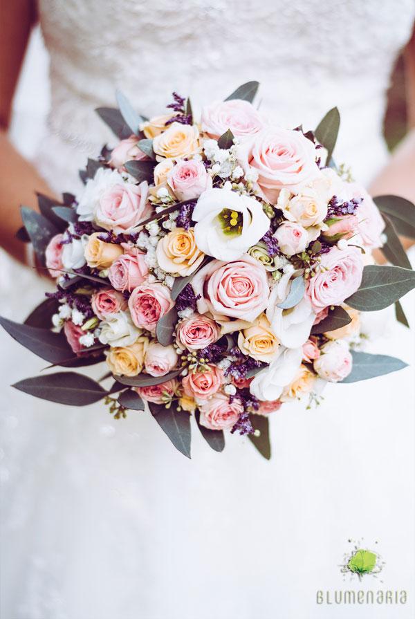 Ramo de novia - Blumenaria Taller floral