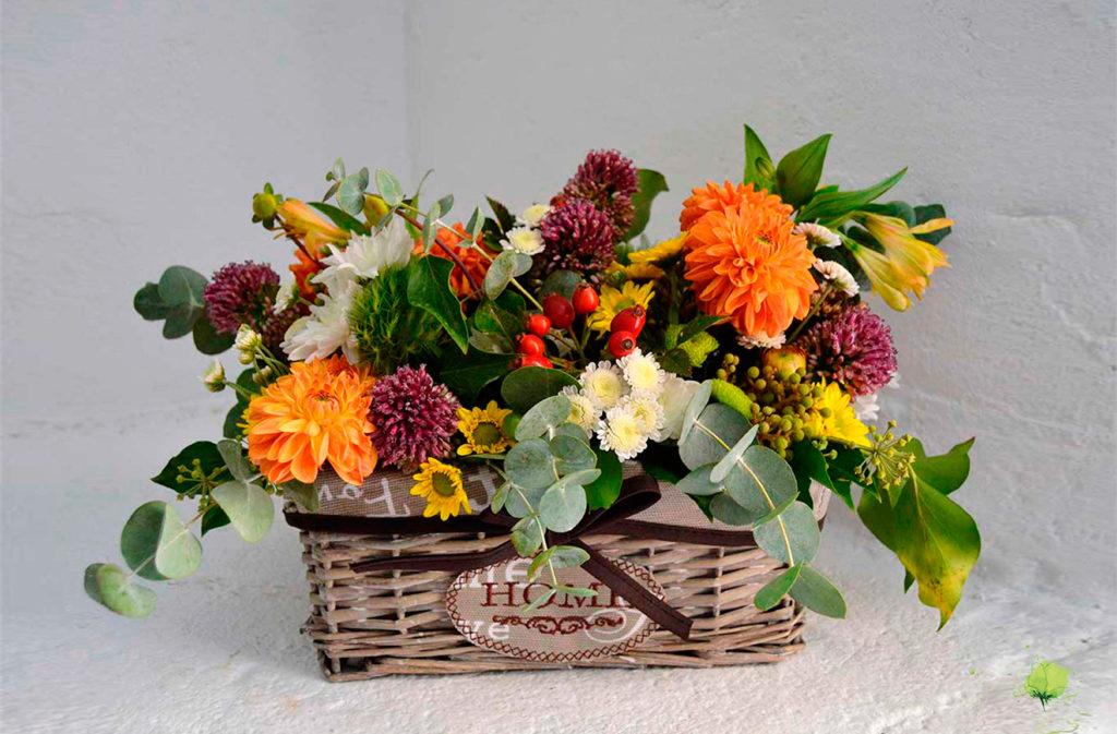 Recupérate Pronto Composición Floral - Blumenaria Taller Floral