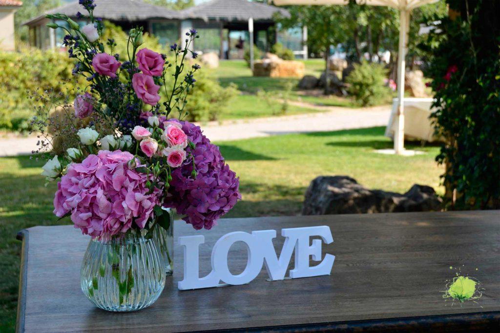 Flores en San Valentín - Enamorados - Blumenaria