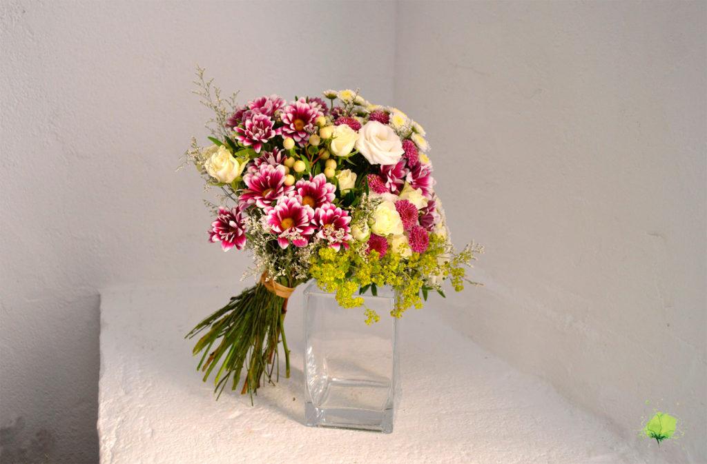San Valentín Ramo Flores - Blumenaria Taller Floral