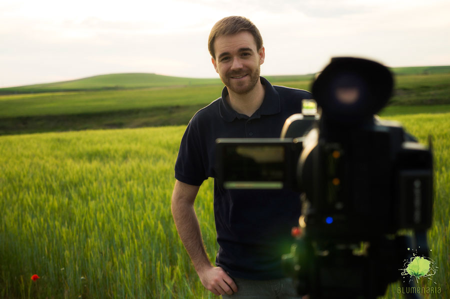 Videos Profesionales con Pablo Velasco de Seiprod